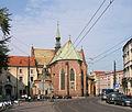 Krakow St FrancisChurch.JPG