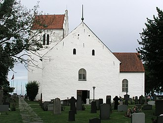 Kristianopel - Kristianopel Church