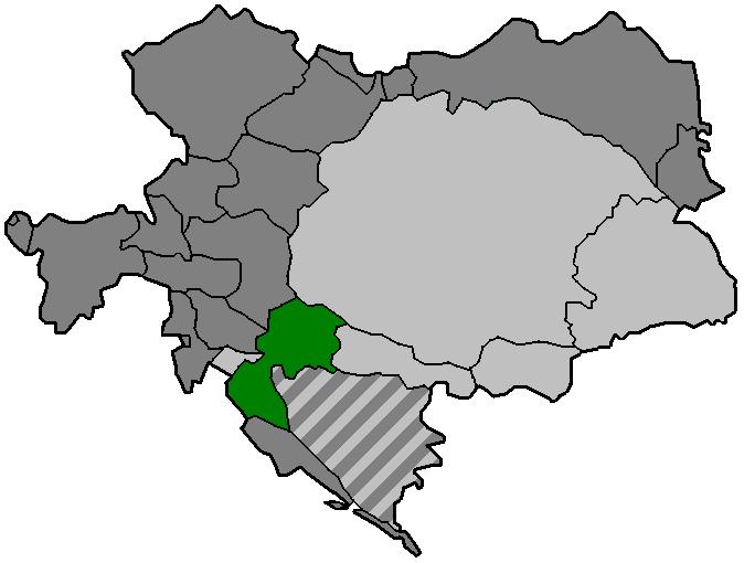 Kroatien Donaumonarchie