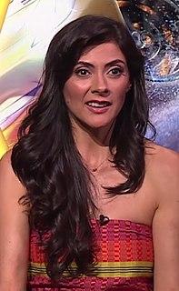 Verónica Jaspeado Mexican actress