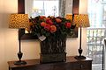 Kunstige Roser planteskulptur.JPG