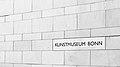 Kunstmuseum Bonn - Schriftzug an Fassade-6134.jpg