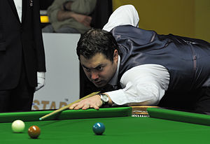 Kurt Maflin - Kurt Maflin at 2013 German Masters