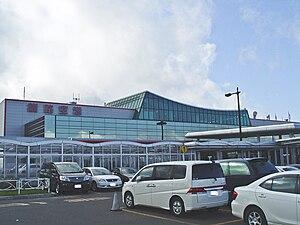 Kushiro Airport - Image: Kushiro airport 01