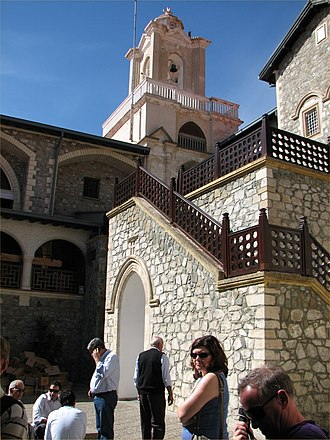 Kykkos Monastery - Image: Kykkos
