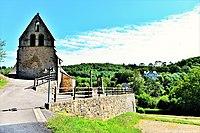 L'église et la mairie de Pandrignes.jpg