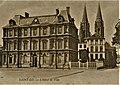 L'ancien hôtel de Ville de Saint-Lô, France, années 1910.jpg