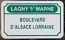 L1733- Plaque de rue - Boulevard d'Alsace Lorraine.jpg