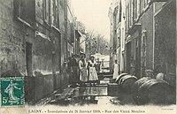 L1823 - Lagny-sur-Marne - Inondations, janvier 1910.jpg