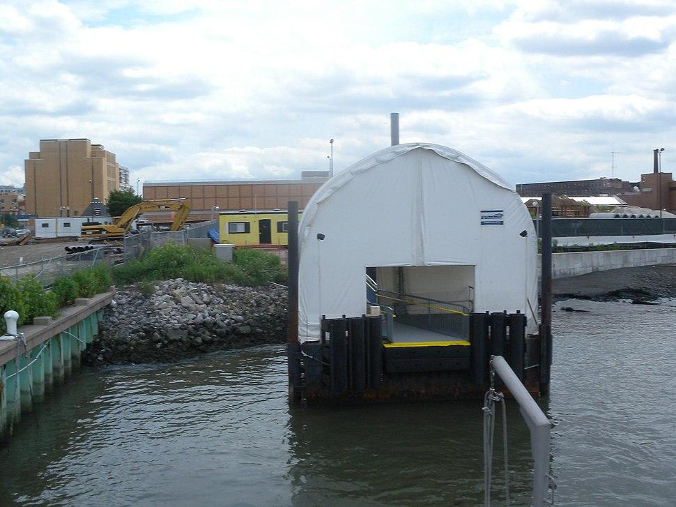 LIC dock NY Waterway jeh