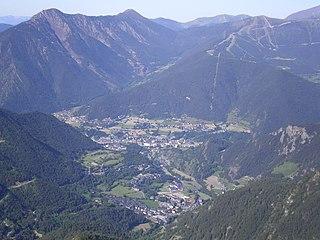 Parish in Andorra