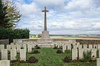 La Chaudiere Military Cemetery 1.JPG
