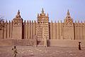 La Grande Mosquée-1, Djenné, Mali. Date du cliché 1972-12-27.jpg