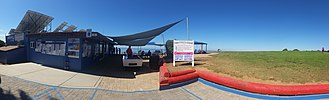 Torrey Pines Gliderport - Image: La Jolla Gliderport Panorama 2