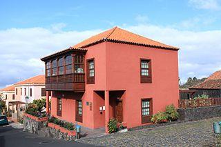 Las Manchas, La Palma locality in Canary Islands, Spain