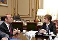 La ministra Parodi recibió al embajador de Azerbaijan (15157159676).jpg