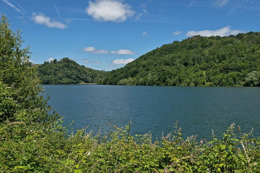 Lac de Mondély