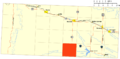 Ladd Township, Bowman County, North Dakota.png