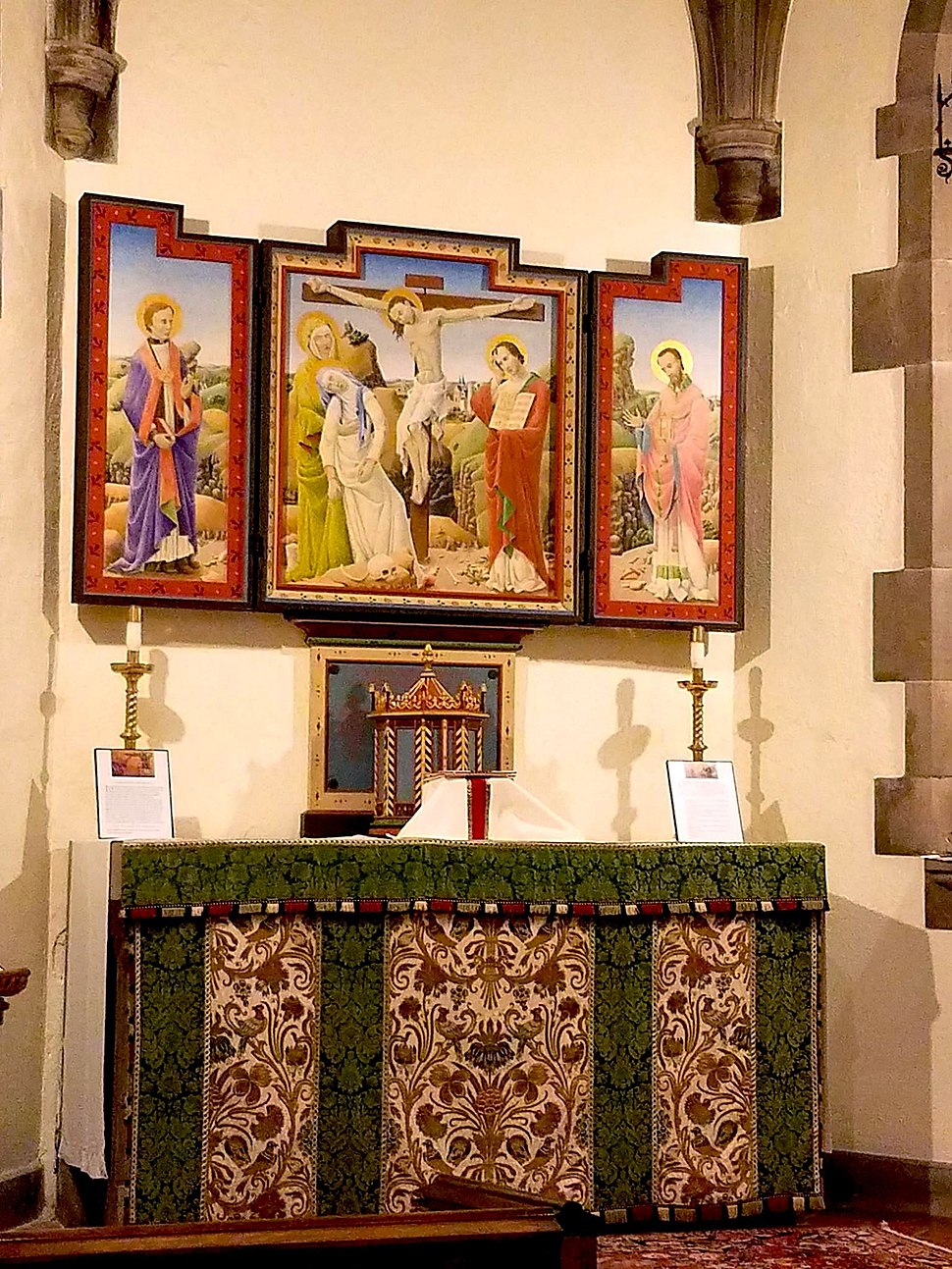 Lady Chapel Altar, Church of the Good Shepherd (Rosemont, Pennsylvania)