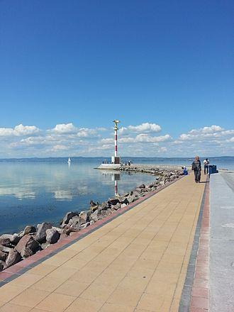 Siófok - Lake Balaton by Siófok