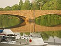 Lake Carnegie from The Princeton University Boat House, Princeton, NJ June 19th, 2010 - panoramio - Gary Miotla (3).jpg
