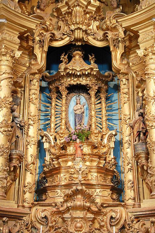 Lamego - Santuário de N. Sra dos Remédios - Altar.jpg