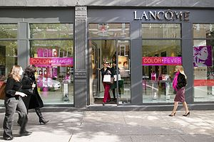 Lancôme - Lancôme Boutique on NYC's Upper West Side