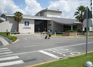 Lanseria International Airport South African airport