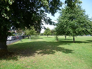 Latchmere Recreation Ground, Kingston upon Thames