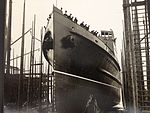 Launch of Ben-my-Chree (IV). April 5th, 1927..JPG