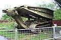 Lešany, Vojenské muzeum, mobilní ženijní most.JPG