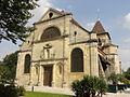 Le Plessis-Gassot (95), église Notre-Dame-de-l'Assomption, façade occidentale 4.JPG