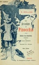 קרלו קולודי: Le avventure di Pinocchio