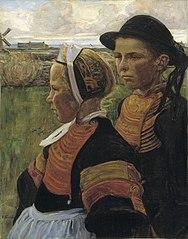 Le frère et la soeur, Penmarc'h