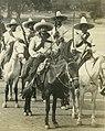 Lead horses detail, from- Alfredo Campos y Su Guerrilla, Entrando a Culiacan, Abril de 1912 (21629446670) (cropped).jpg