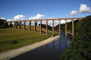 BRB (Residuary) Limited - Closed Leaderfoot Viaduct was the responsibility of BRB (Residuary)