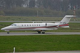 Learjet 45 Abelag Aviation OO-EPU, LUX Luxembourg (Findel), Luxembourg PP1145350032.jpg