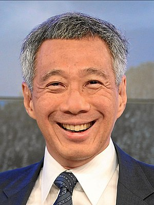 Prime Minister of Singapore - Image: Lee Hsien Loong World Economic Forum Annual Meeting 2012 cropped