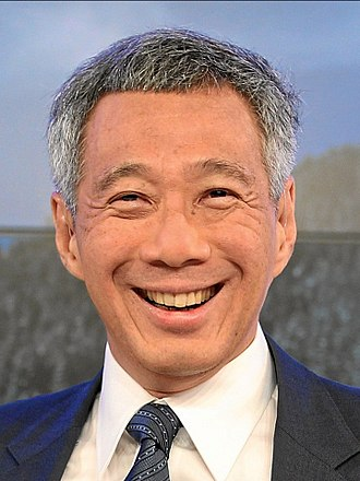 Lee Hsien Loong - Lee Hsien Loong in 2012