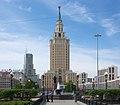 Leningradskaya Hotel - Moscow, Russia - panoramio (cropped).jpg