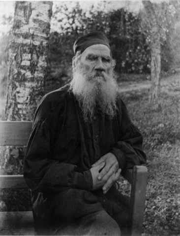 Famous Christian Anarchist - Leo Tolstoy
