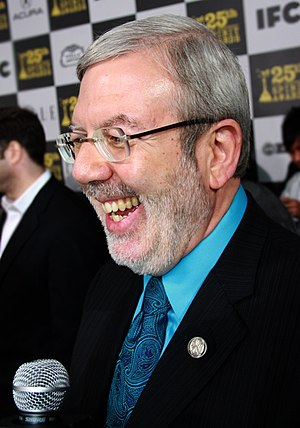 Leonard Maltin - at the Independent Spirit Awards in Los Angeles, March 5, 2010