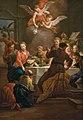 Leopold Layer - Jezus obhaja apostola Petra.jpg
