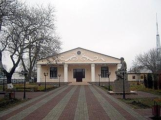 Shelkovskoy District - Tolstoy museum, Shelkovsky District