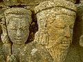 Level 1, Inner Wall Bottom - Borobudur - 082 Divyavadana, West Wall, Panel 58 (detail, centre left) (8599711640).jpg