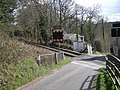 Level crossing at Northwood Halt - geograph.org.uk - 741290.jpg