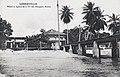 Libreville-Wharf et agence de la Cie des Chargeurs Réunis.jpg