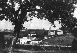 Lieudieu in the early 20th century
