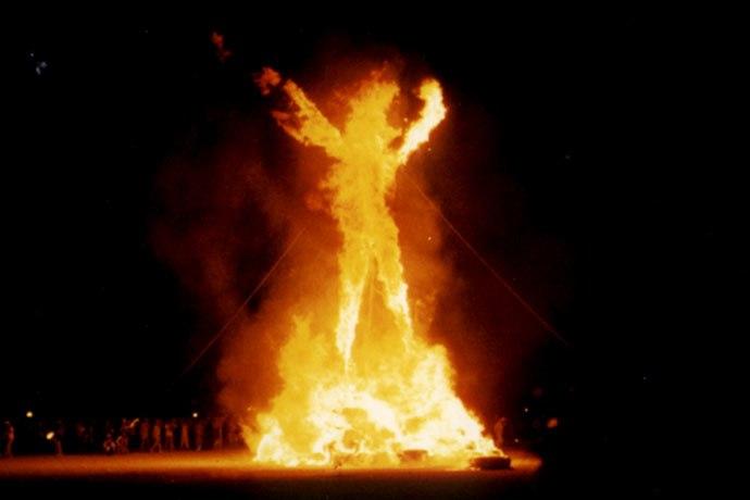 Lightmatter burningman