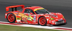 Cars (franchise) - Lightning McQueen apr MR-S.